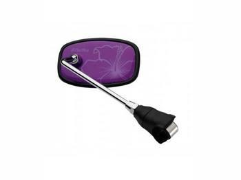 Зеркало на руль Electra Hawaii purple