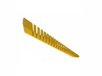 Защита пера Shark Fin SIMPLA желт.