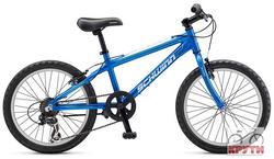 Велосипед 20 Schwinn Mesa Boys 7 2014 blue