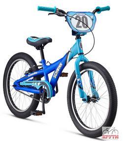 Велосипед 20 Schwinn Aerostar Boys 2014 blue
