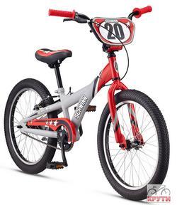 Велосипед 20 Schwinn Aerostar Boys 2014 red