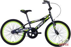 Велосипед 20 PRIDE JACK 2014 черно-зеленый