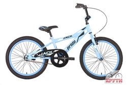 Велосипед 20 PRIDE JACK 2014 сине-белый