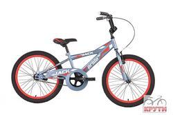 Велосипед 20 PRIDE JACK 2014 серо-красный
