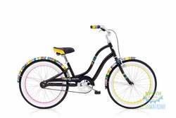 Велосипед 20 ELECTRA Savannah 3i Girls BK