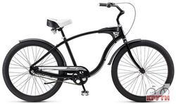 Велосипед 26 Schwinn Hornet 2014 man black