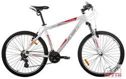 Велосипед 26 PRIDE XC-200 white-red 2013