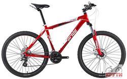 Велосипед 26 PRIDE XC-250 MD red 2013