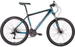 Велосипед 26 PRIDE XC-350 19 2014 черно-синий