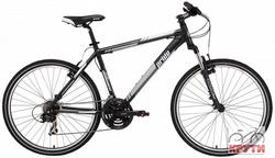 Велосипед 26 PRIDE XC-26 black-white 2013