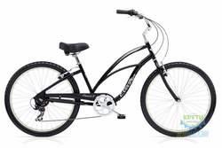Велосипед 26 ELECTRA Cruiser 7D Ladies Black