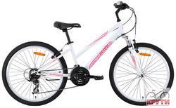 Велосипед 24 PRIDE LANNY 2013 бел-роз.