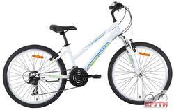 Велосипед 24 PRIDE LANNY 2013 бело-зеленый