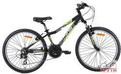 Велосипед 24 PRIDE PILOT 2013 black-green