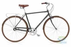 Велосипед 28 ELECTRA Loft 3i Men's Army Grey