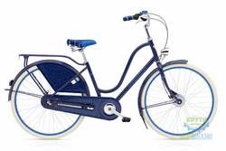Велосипед 28 Electra Amsterdam Fashion 3i Ladies' Jetsetter Blue