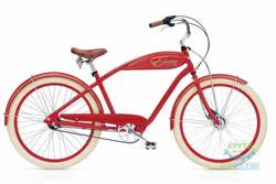 Велосипед 26 Electra Indy 3i Men's Red