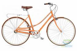 Велосипед  28 ELECTRA Loft 3i Ladies Mango
