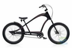 Велосипед 24 ELECTRA Revil 3i Men's Matte Black