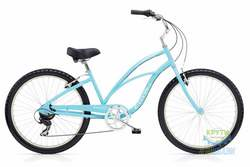 Велосипед 26 ELECTRA Cruiser 7D Ladies Light Blue