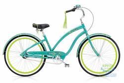 Велосипед 26 ELECTRA Dreamtime 3i Ladies Green