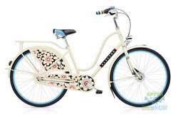 Велосипед 28 ELECTRA Amsterdam Fashion 7i Bloom Ladies Cream