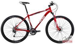 Велосипед PRIDE XC-29 Race красно-белый