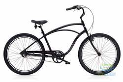 Велосипед 26 ELECTRA Cruiser Lux 3i Men's Black