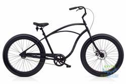 Велосипед 26 ELECTRA Cruiser Lux Fat Tire 1 Men's Matte Black