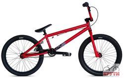 Велосипед  20 STOLEN Casino #1 2012 Matte Red/Matte Black черный