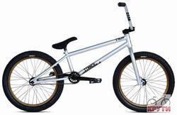 Велосипед  20 STOLEN SINNER #2 рама - 21 2012 Silver/Copper серебристый