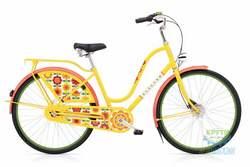 Велосипед 28 ELECTRA Amsterdam Fashion 3i Forget Me Not Ladies Yellow