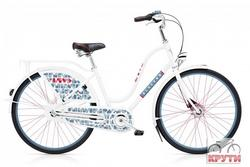 Велосипед 28 ELECTRA Amsterdam Fashion 3i Love white ladies'