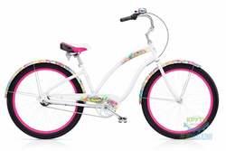 Велосипед 26 Electra Chroma 3i Ladies' White