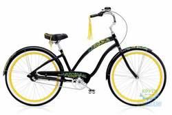Велосипед 26 ELECTRA Flora & Fauna 3i Ladies Black