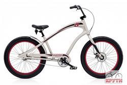 Велосипед 26 ELECTRA Fast 5 3i matte titanium mens'