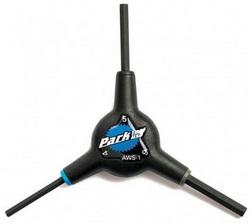 Набор шестигранников Park Tool  4mm, 5mm, 6mm