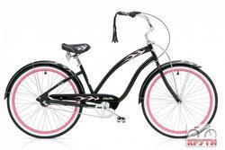 Велосипед 26 ELECTRA Black Betty 3i Ladie black