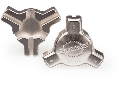 Ключ д/спиц Park Tool тройной: 0,127, 0,130, 0,136