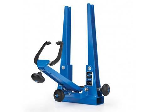 Станок Park Tool профессиональный для центровки колес. Металлический в порошковой краске