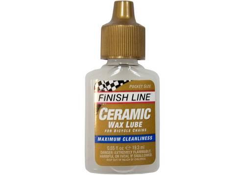 Смазка Finish Line жидкая Ceramic Wax  восковая с керамическими присадками, 19ml