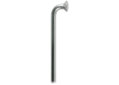 Спица 261 мм DT SWISS Champion 14G 2.0x261мм нерж. сталь, без ниппеля, серебристая