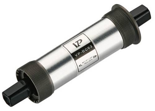 Картридж каретки VP VP-BC-63 137,5мм 100мм под квадрат, промподшипники, кованные стальные чашки, болты в комплекте