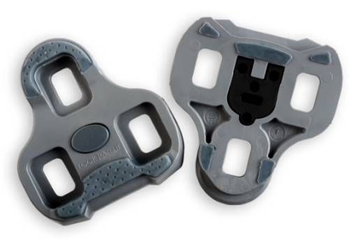 Шипы к педалям Look KEO GRIP GREY, KEO system, люфт 4,5 градусов