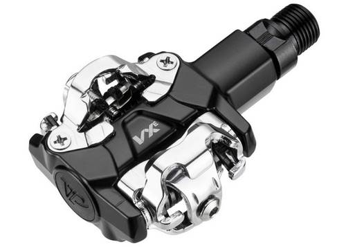 Педаль автомат VP VP-VX-1000 SPD system, чёрная