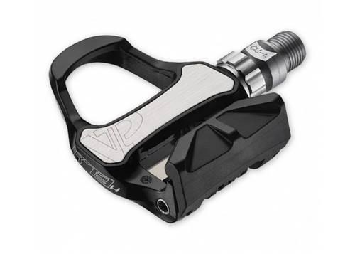 Педаль автомат VP-R73 C3500102 для шоссейного велосипеда, 9/16, КЕО совместимые, Road clip-in, Ось- хром-молибден, чёрная, в коробке