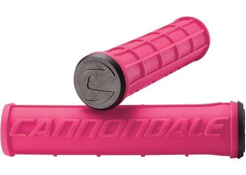 Грипсы Cannondale WAFFLE силикон розовые