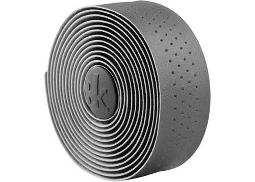 Обмотка руля Fizik SUPERLIGHT CLASSIC, Microtex 2 мм, dark grey (тёмно-серая)