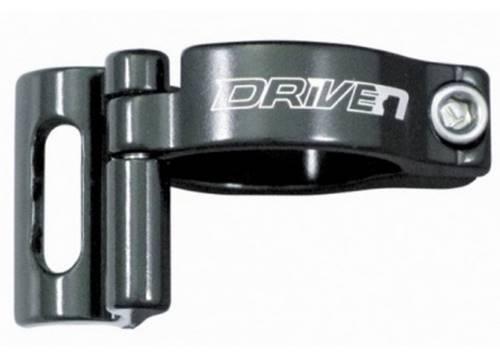 Адаптер переднего переключателя  (HP) 28.6mm, BK SUN RACE
