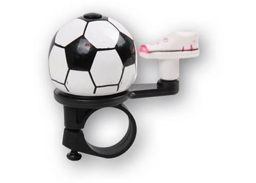 Звонок Green Cycle GBL-123 футбольный мяч